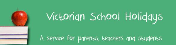 School Holidays Victoria